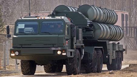 Зенитый ракетный комплекс С-400 «Триумф