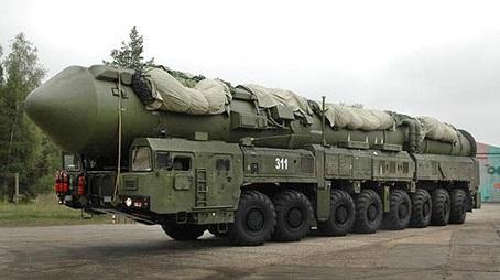Ядерный ракетный комплекс «Ярс»