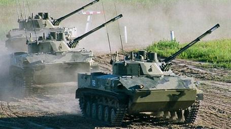 БМД-4М «Бахча» для десантников