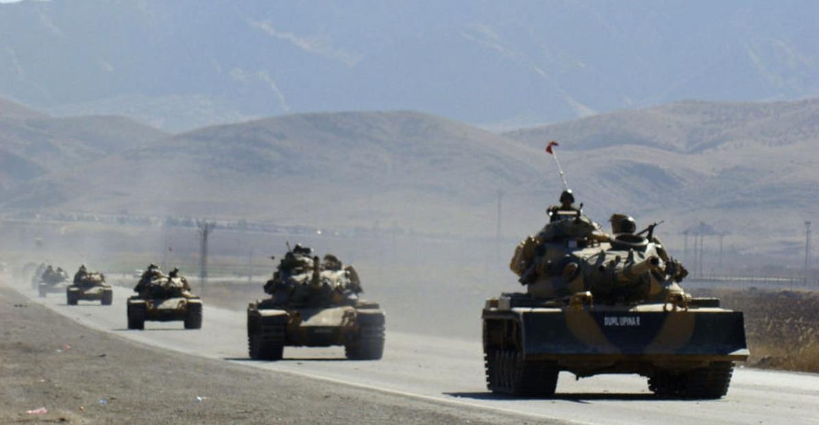 плюсы минусы, турция перебросила войска в ирак компании