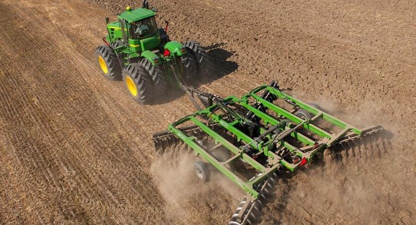 Обработка почвы перед посевом